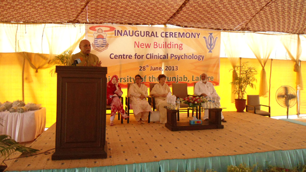 psychological problems of pakistan Rana mashhood stressed the need for indigenising psychology and clinical psychology to meet the needs of society.
