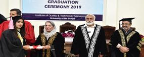 PU IQTM organizes graduation ceremony