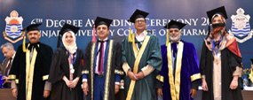PU College of Pharmacy's convocation held
