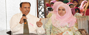 PU organizes breast cancer awareness seminar