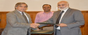 PHEC, PU sign MoU for skill-based education at colleges
