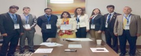Prof. Dr. Nasira Jabeen Presented a Paper in International Business and Social Science Research Conference