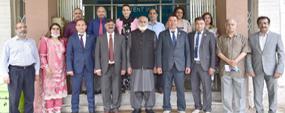 PU, Uzbek varsity to strengthen academic ties