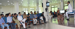 PU Library organizes talk on Seerat-un-Nabi (PBUH)