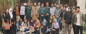 PU IAGS organizes rescue course