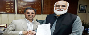 Punjab Assembly's clerk completes his PhD