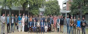 PU organizes workshop on corrosion protection