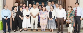 Chinese delegation calls on PU