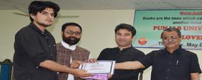 PU distributes Book Lovers Awards