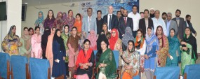 PU Library organizes introductory session on Database SciFinder-N