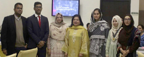 PU IAP organizes scholarship distribution ceremony