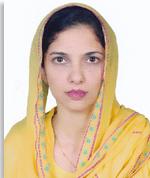 Ms. Faiza Safdar