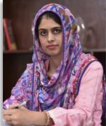 Miss Wajiha Kazim