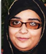 Miss Nida Samad