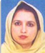 Miss. Bushra Naheed