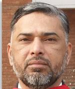 Dr. Sohail Afzal Tahir