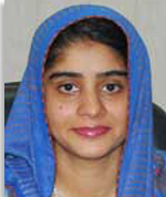 Mrs. Sadia Ahmad