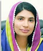 Ms. Rubina Bashir