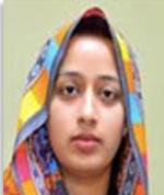 Ms. Syeda Nazish Zahra Bukhari