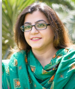 Ms. Madiha Waheed