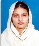 Ms. Shumaila Abbas