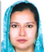 Ms. Khalida Sarwar