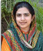 Ms. Qudsia Iftikhar