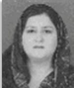 Dr. Miss Sadia Farooq