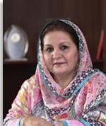 Mrs. Sajida Nisar