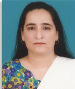 Mrs. Khujista Rehan