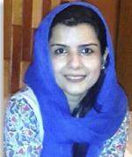 Ms. Zarfishan Qaiser