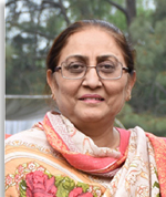 Ms. Farkhanda Jabeen