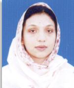 Dr. Saima Dawood Khan