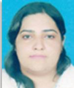 Miss. Tehreem Arshad